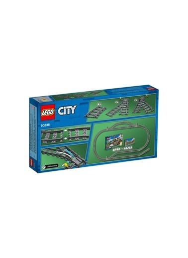 Lego LEGO City Switch Tracks Renkli